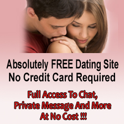 Free dating website no credit card needed